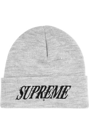 Supreme Beanies - Logo-embroidered beanie