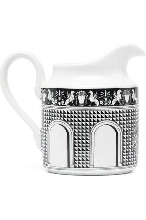 FORNASETTI Facciata Quattrocentesca milk jug