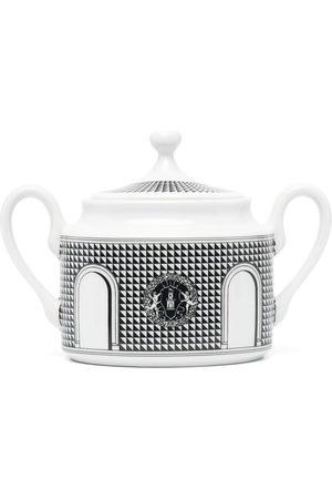 FORNASETTI Facciata Quattrocentesca sugar bowl