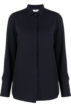 Closed Women Long Sleeve - Concealed-button shirt