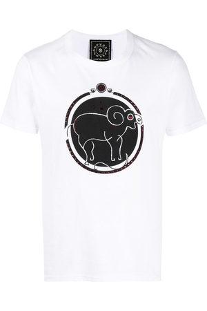 10 CORSO COMO Graphic-print short-sleeve T-shirt