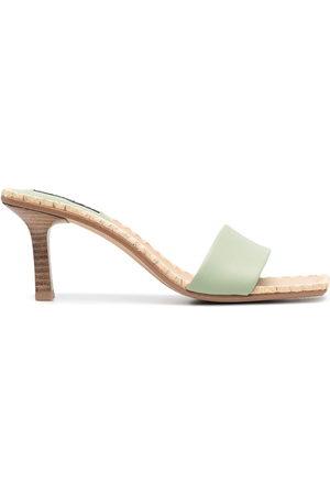 SENSO Women Flats - Square open-toe mules
