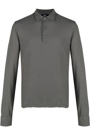 HERNO Long-sleeve polo shirt