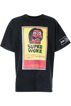 HACULLA Men Short Sleeve - Graphic print t-shirt