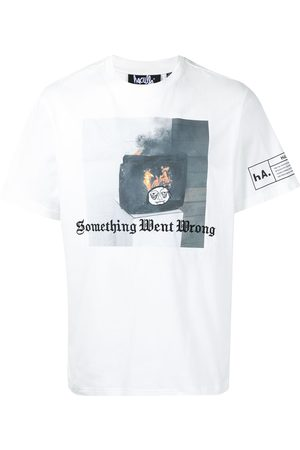HACULLA Men Short Sleeve - Something Went Wrong T-shirt