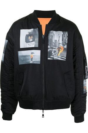 HACULLA Men Bomber Jackets - New Your Tough bomber jacket