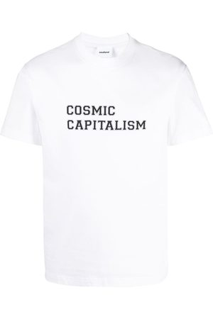 Soulland Cosmic Capitalism organic cotton T-shirt