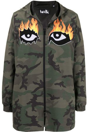 HACULLA Eyes On Fire jacket
