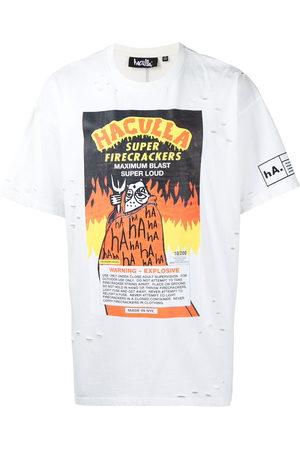 HACULLA Men Short Sleeve - Firecracker Vintage T-shirt