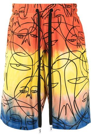 HACULLA Men Shorts - Graphic print shorts