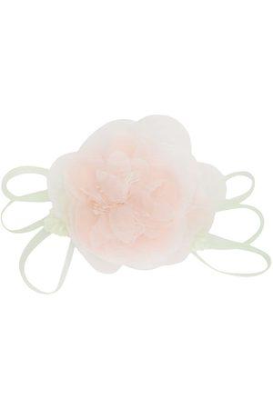 Piccola Ludo Floral appliqué brooch