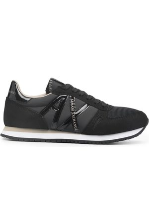 Armani Women Sneakers - Low-top lace-up sneakers