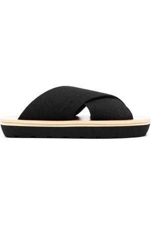 Proenza Schouler Crossover-strap sandals
