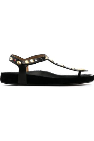 Isabel Marant Enore studded flat sandals