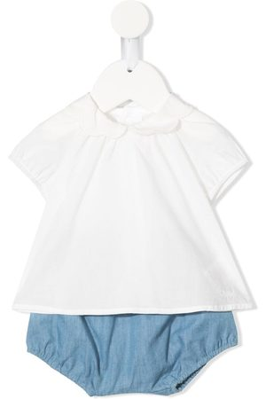 Chloé Peter pan collar top set