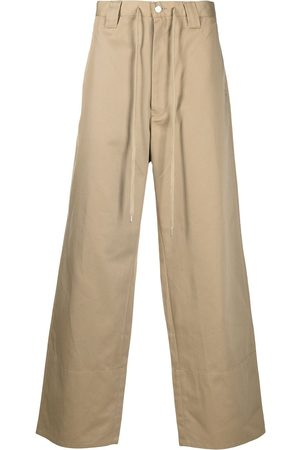 FACETASM X Dickies drawstring wide-leg trousers