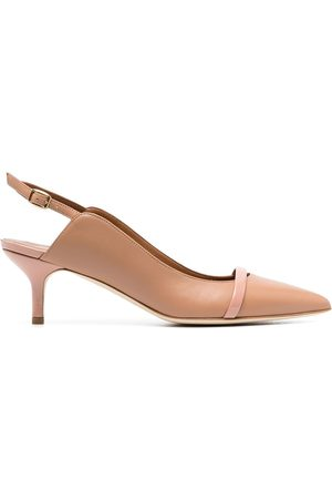 MALONE SOULIERS Marion leather pumps