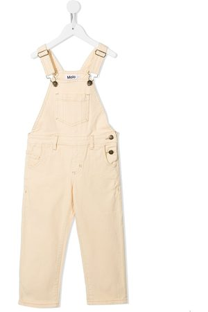 Molo Front patch pocket dungarees