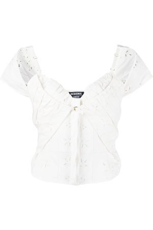 Jacquemus Women Shirts - Le Tovallo blouse