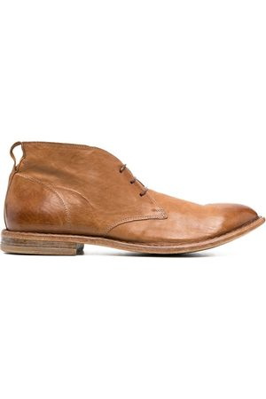 Moma Men Boots - Leather desert boots