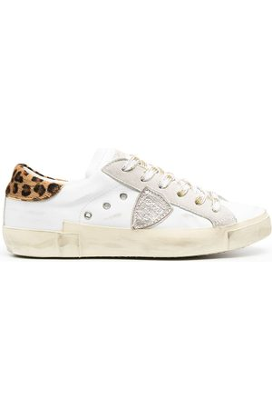 Philippe model Prsx Veau Leo low-top sneakers