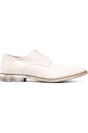 Moma Women Formal Shoes - Distressed sole finish oxford shoes