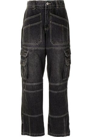 Ground Zero Women High Waisted - High-waisted straight jeans