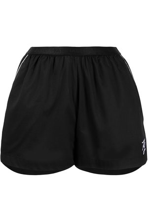 Karl Lagerfeld Two-tone pyjama shorts