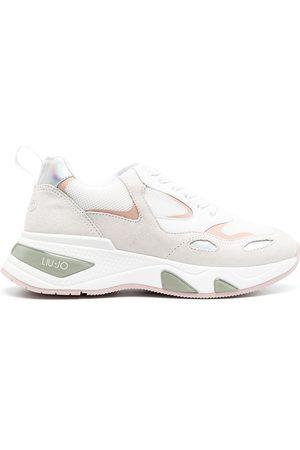 Liu Jo Suede low-top sneakers