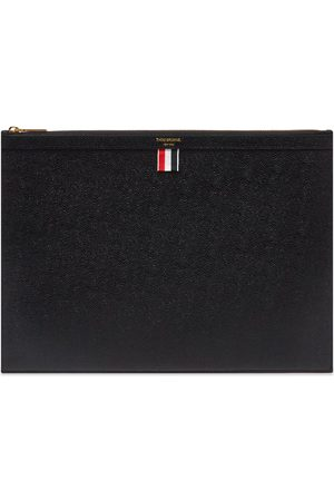 Thom Browne Large Zip Laptop Holder