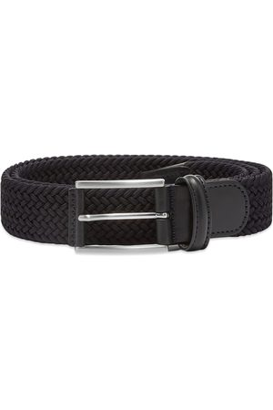 Anderson's Anderson's Woven Rectangle Textile Belt