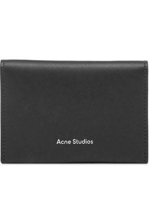 Acne Studios Flap Card Holder