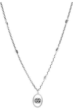 Gucci Gucci Marmont 70cm Tag Necklace