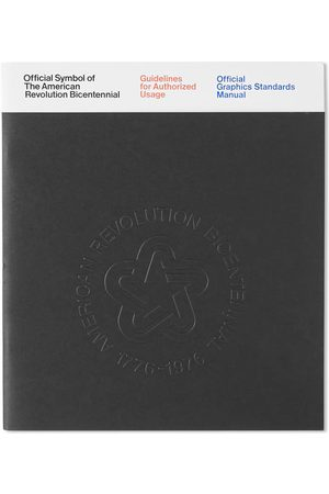 Publications The American Revolution Bicentennial Graphics Standard Manual