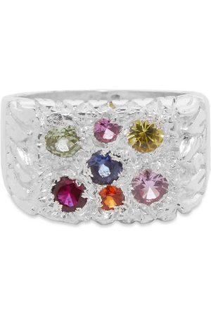 Bleue Burnham Bouquet Signet Ring