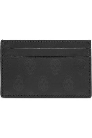 Alexander McQueen Printed Skull Card Holder