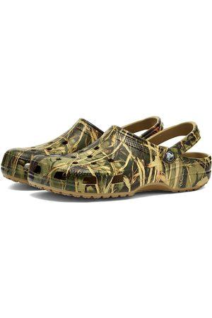 Crocs Men Casual Shoes - Classic Printed Camo Clog