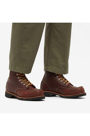 "Red Wing 8146 Heritage Work 6"" Moc Toe Boot"