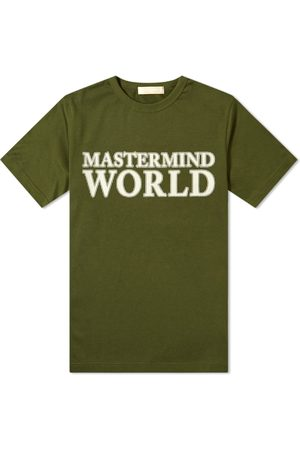 MASTERMIND World Logo Tee