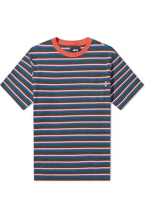 STUSSY Men Rainwear - Mini Stripe Crew