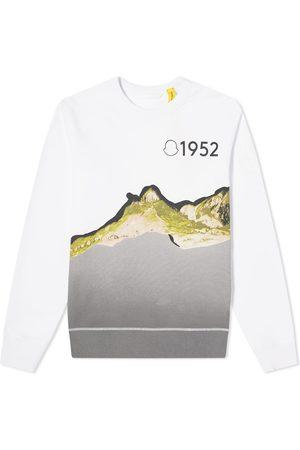 Moncler Genius 2 Moncler 1952 Mountain Range Sweat