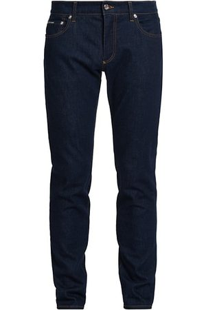 Dolce & Gabbana Slim-Fit Stretch Jeans