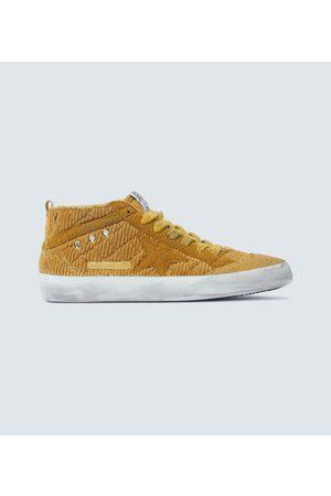 Golden Goose Men Sneakers - Textured Superstar sneakers