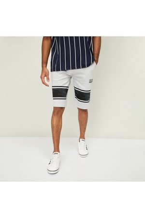 Proline Men Printed Elasticated Shorts