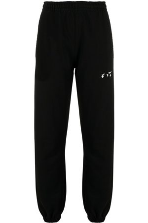 OFF-WHITE OW LOGO SLIM SWEATPANT NO COLOR