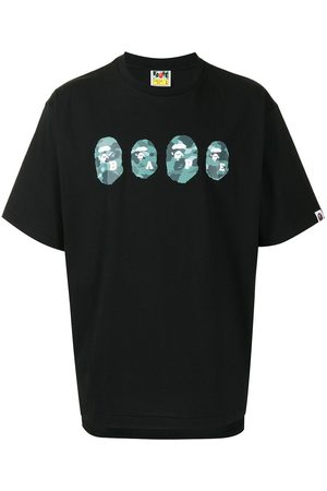 A Bathing Ape Graphic-print short-sleeve T-shirt