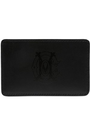 MARCELO BURLON Men Wallets - Logo-print cardholder