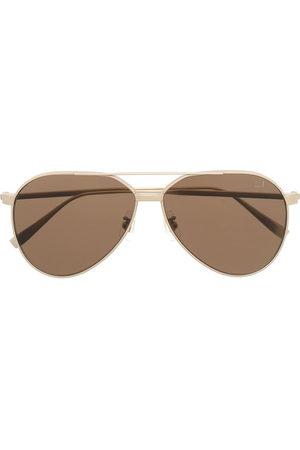 Dunhill Classic aviator sunglasses