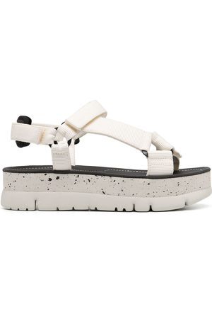 Camper Oruga Up platform sandals