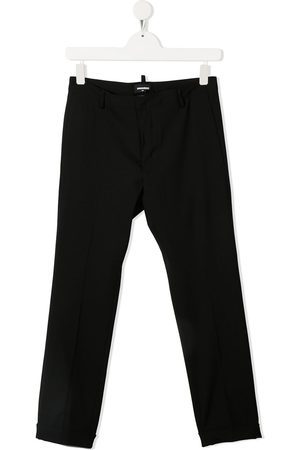 Dsquared2 TEEN slim-leg wool trousers
